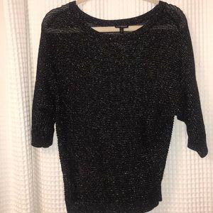 Express sheer sweater